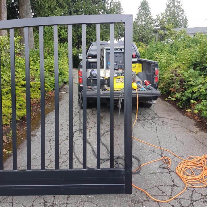Custom Gate Welding Vancouver