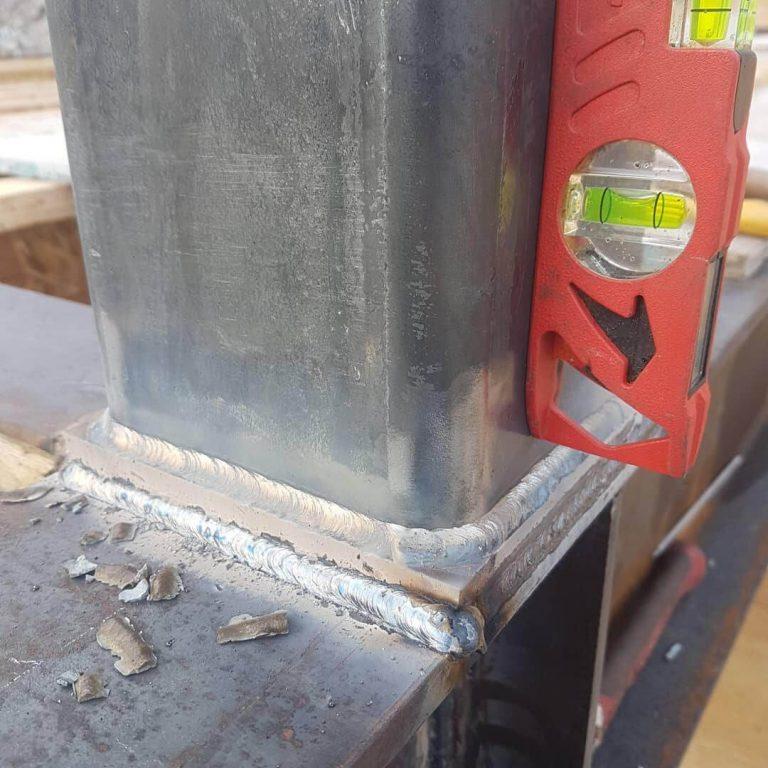 Steel Welding Vancouver