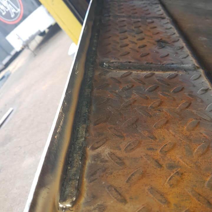 Steel Plate Welding Vancouver
